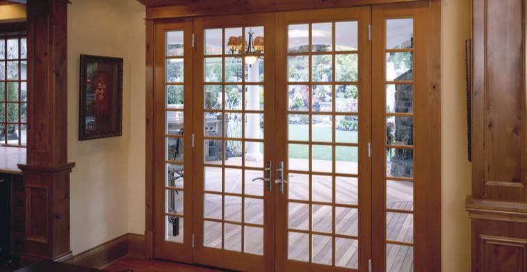 Ultra Series 4 Panel Sliding Door